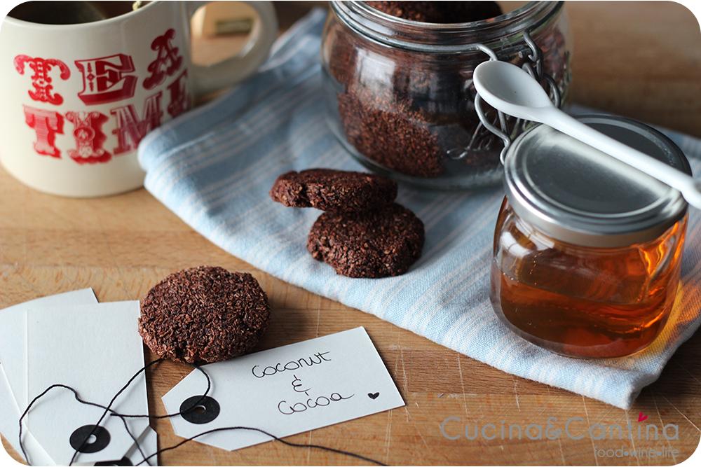 biscotti cocco cacao