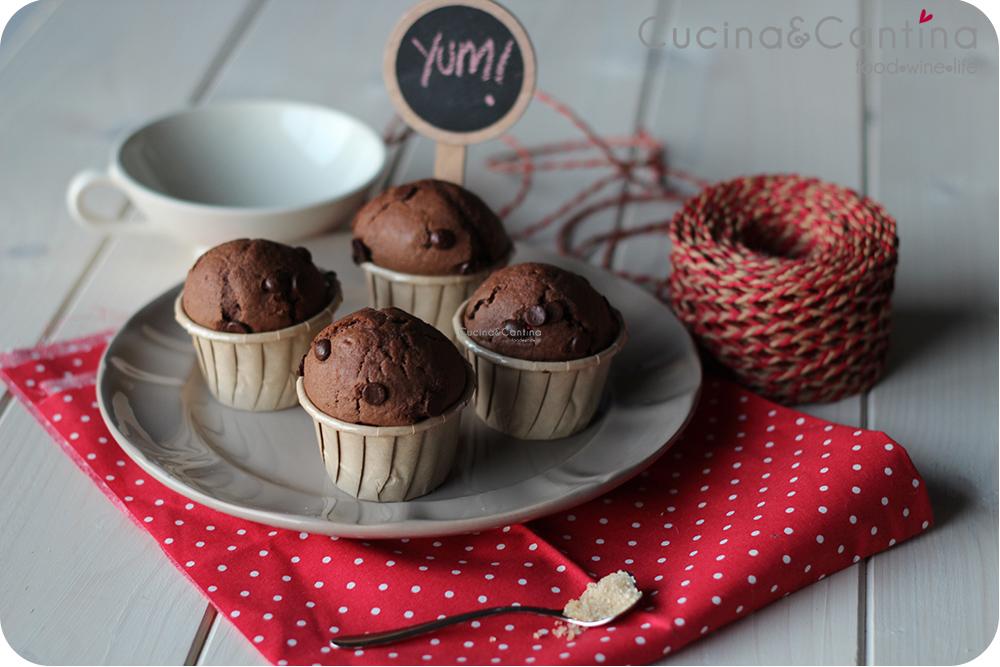 muffin_al_caffè_cioccolato