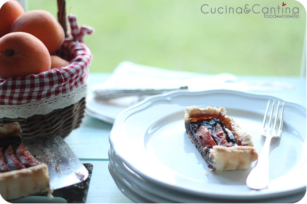torta_cioccolato_albicocche_3