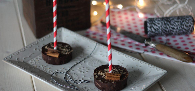 Conosciuto Regali di natale fatti in casa: la cioccolata calda in cannuccia  WG22