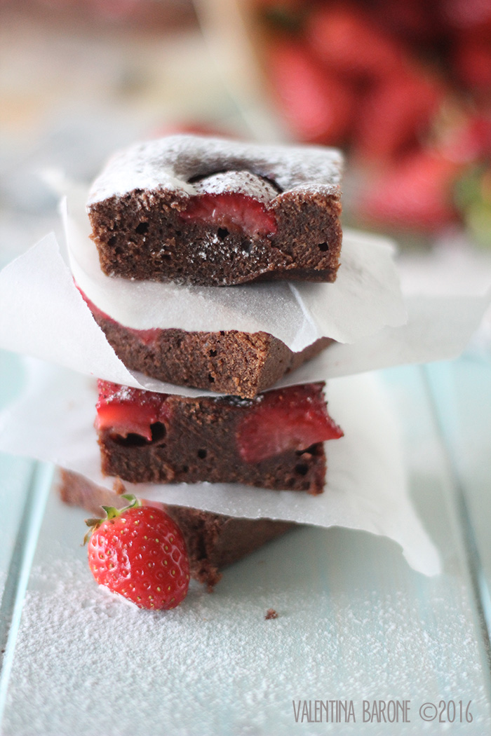 brownies_fragole